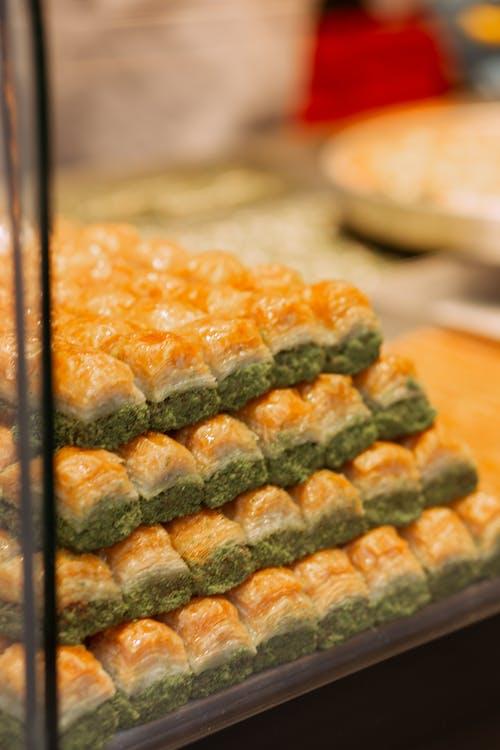 Základová fotografie zdarma na téma baklava, fotografie jídla, Istanbul