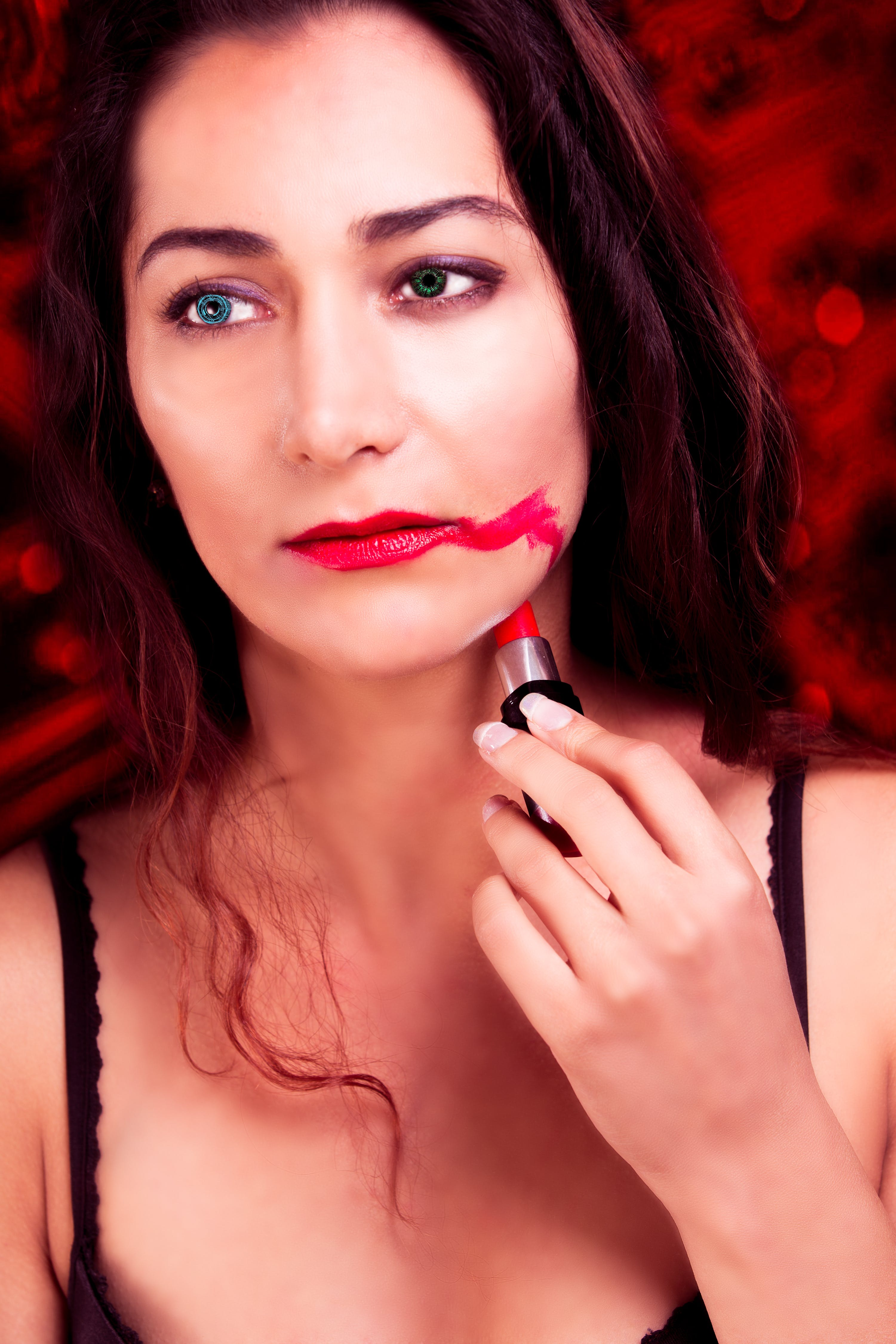 aşındırmak, çekici; cazip, cilt, dudaklar içeren Ücretsiz stok fotoğraf