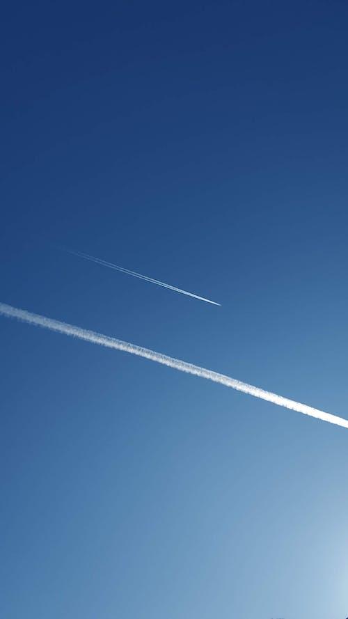 Kostenloses Stock Foto zu blauer himmel, draußen, energie