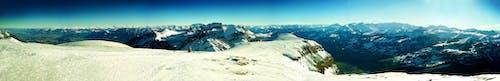 chaesserugg, 全景, 山, 清除滑雪 的 免费素材照片