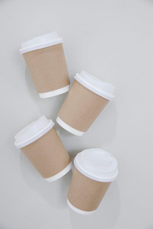 Darmowe zdjęcie z galerii z białe tło, cappuccino, eko