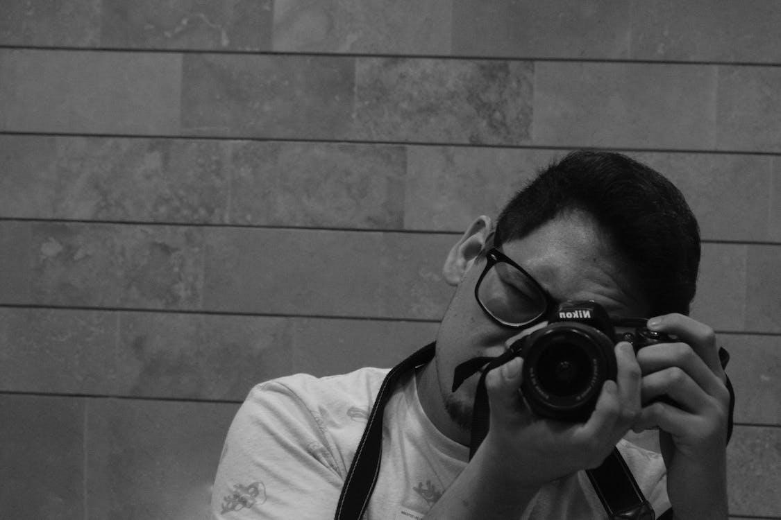 Free stock photo of b&w, black & white, black and white
