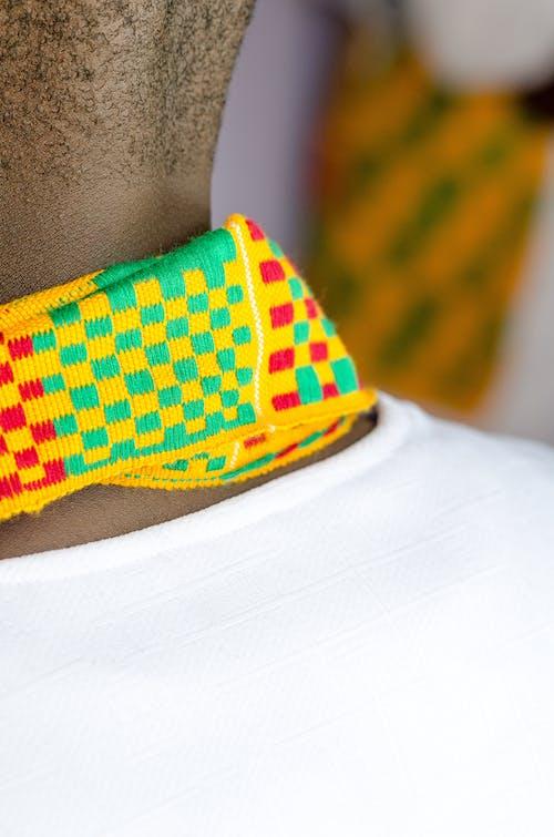 Free stock photo of ghana, kente