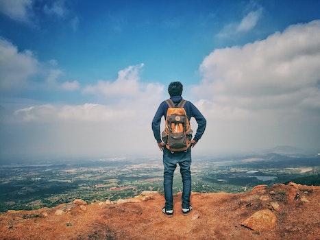 Kostenloses Stock Foto zu landschaft, natur, himmel, sonnenuntergang