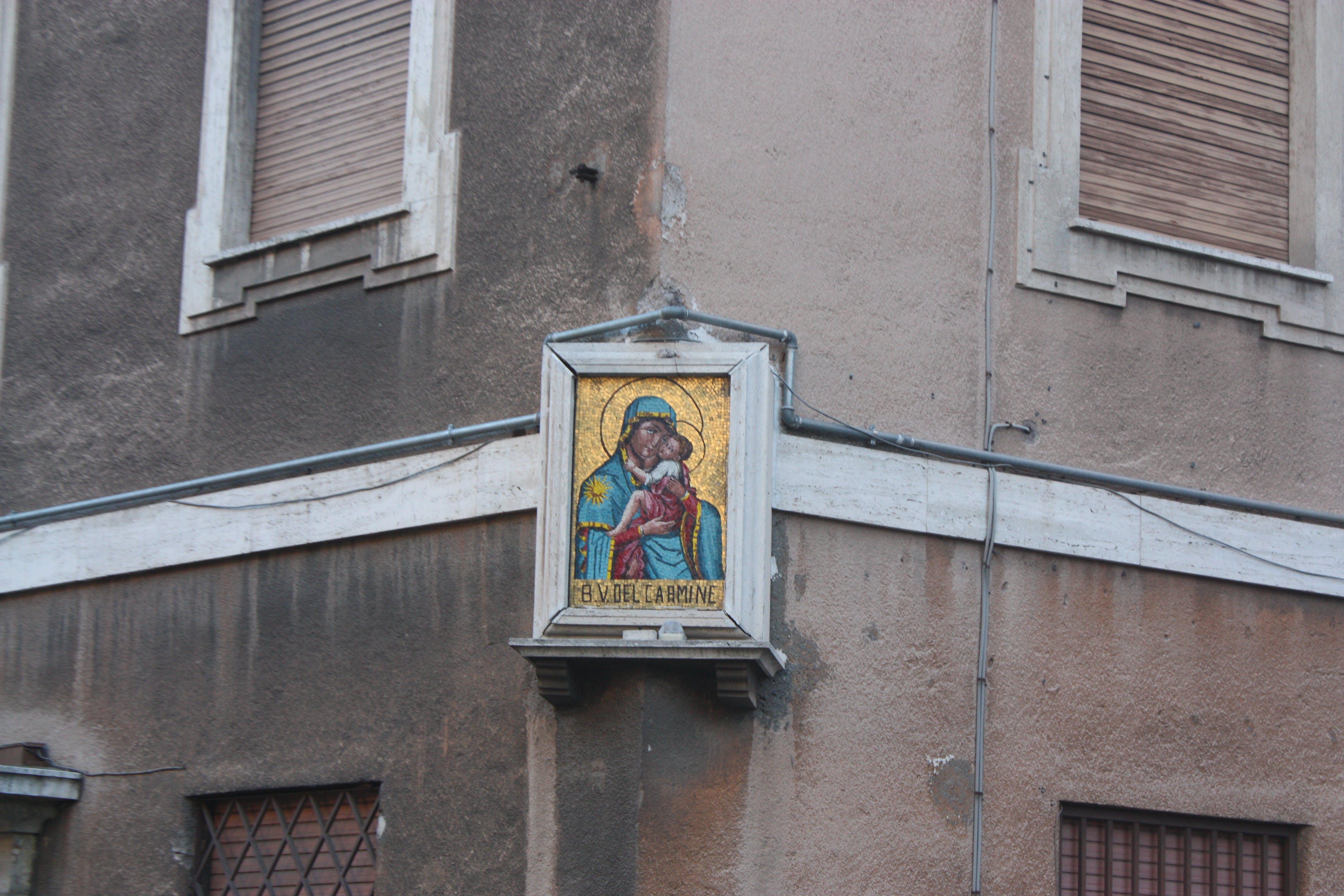 Free stock photo of art, street, painting, windows