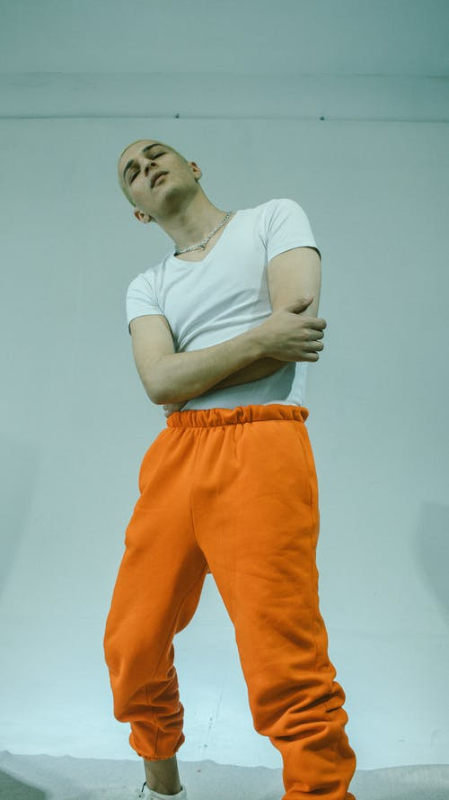 균형, 남자, 바지의 무료 스톡 사진