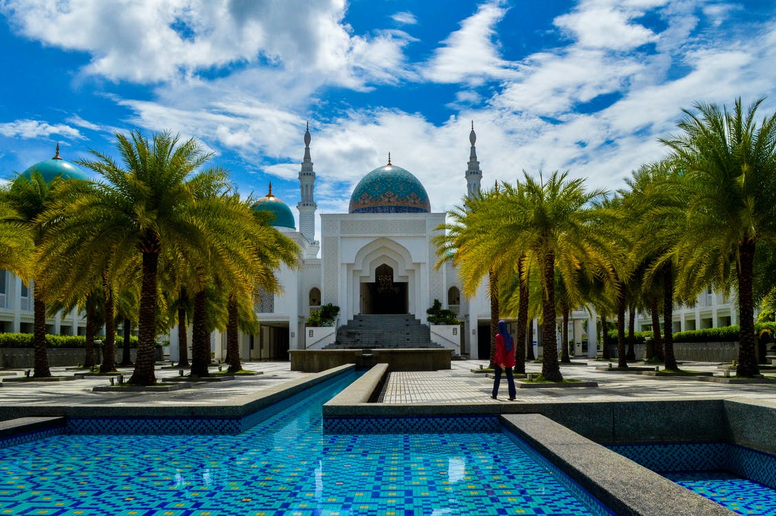 Free stock photo of Kedah, Malaysia, Masjid Al-Bukhary