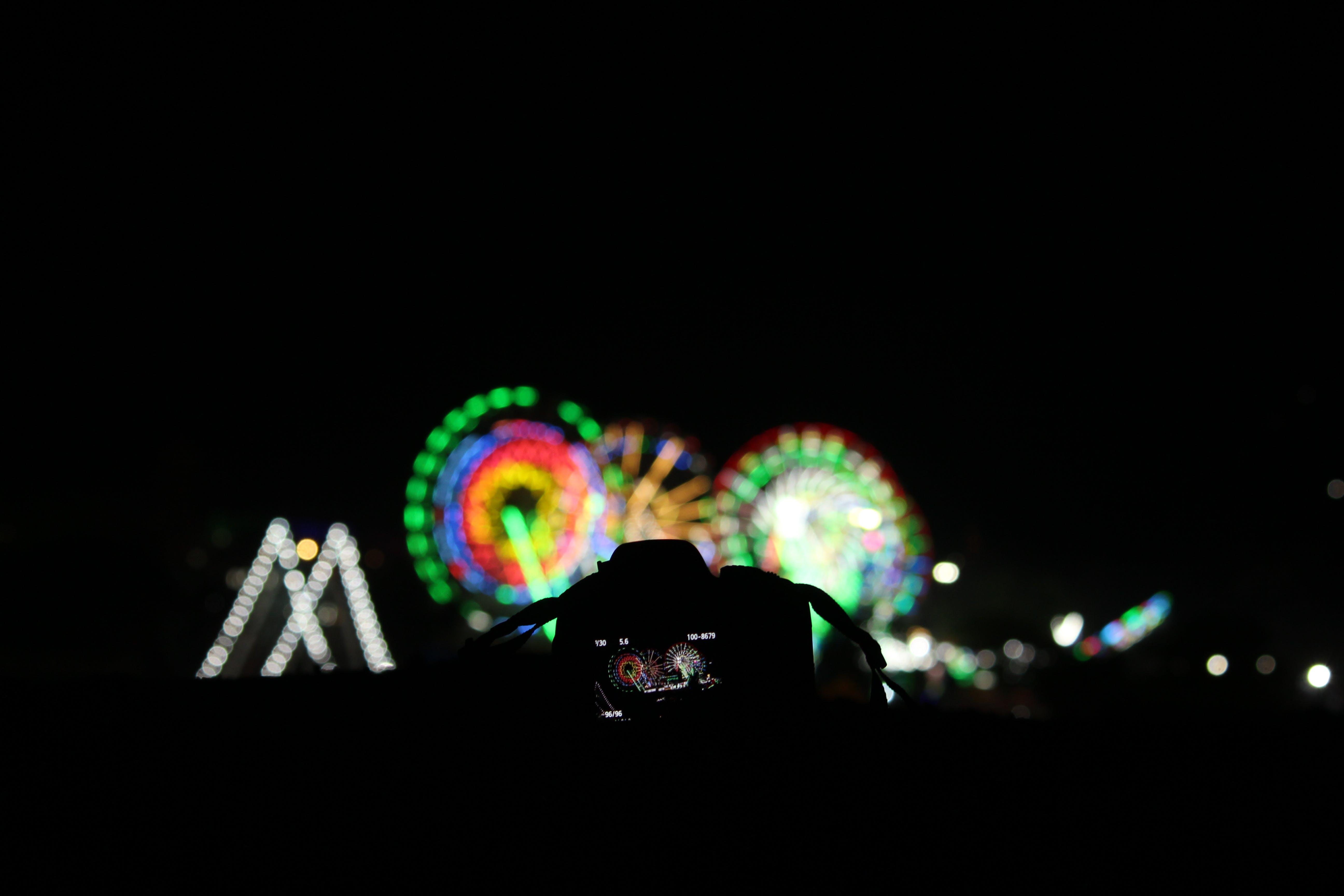 Free stock photo of music festival