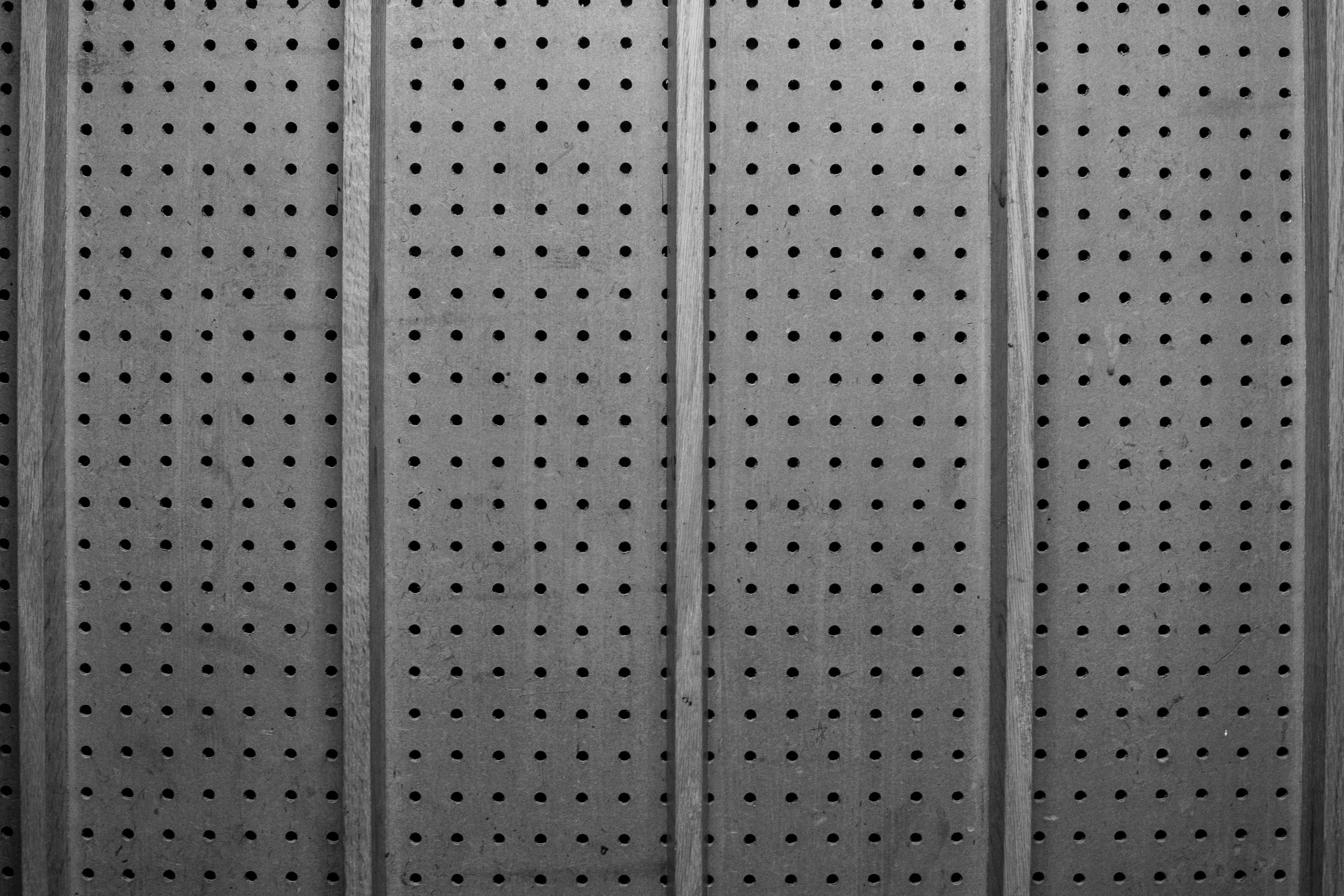 Free stock photo of pattern, wall, geometric, holes