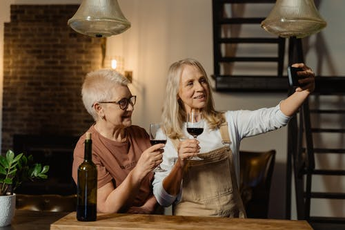 Free stock photo of adult, aged, bar