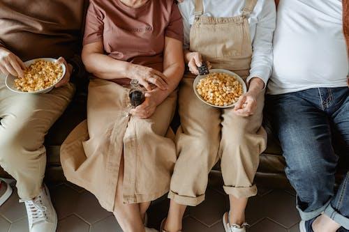Immagine gratuita di accogliente, anziani, anziano
