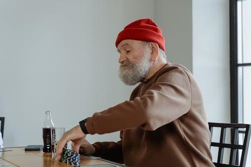 あごひげ, おじいちゃん, おとこの無料の写真素材