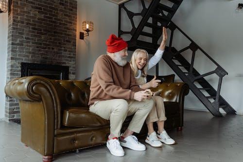 おじいちゃん, おばあちゃん, お年寄りの無料の写真素材