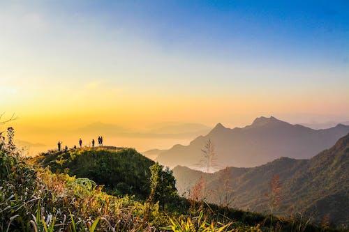 Foto stok gratis alam, alami, bagus, bukit