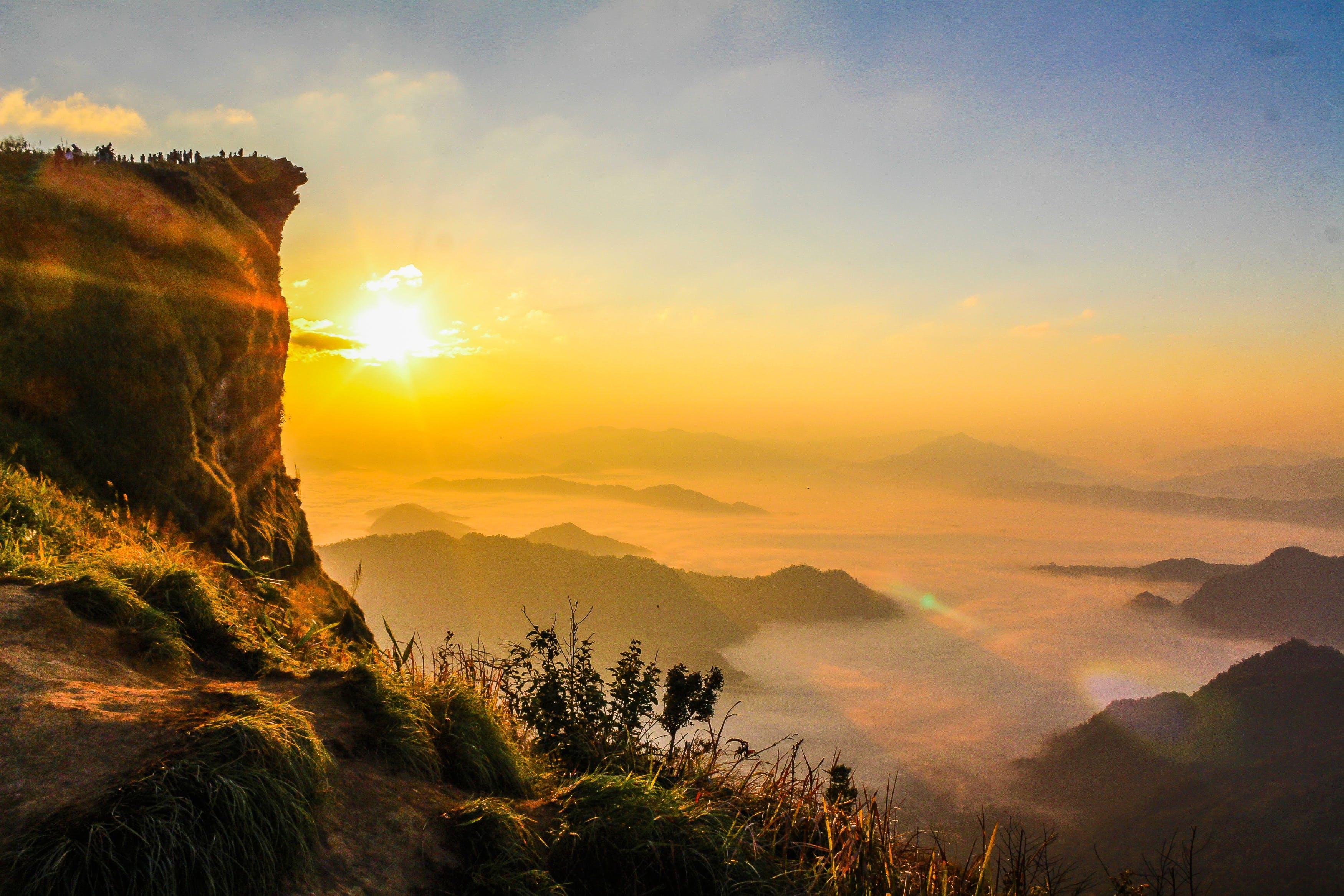 亞洲, 光, 光線