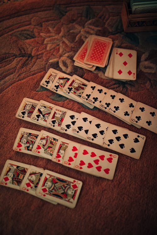 10 and 10 Playing Cards