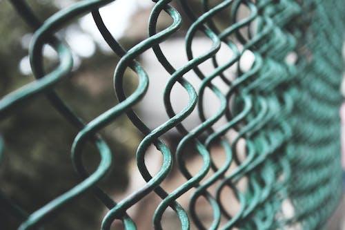 Fotos de stock gratuitas de acero, cable, cerca, color