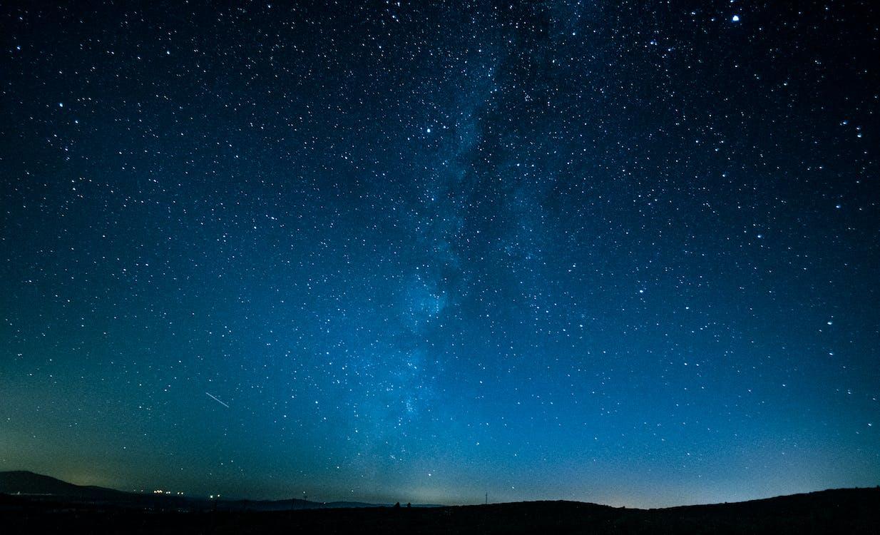 夜空, 天性, 天文學