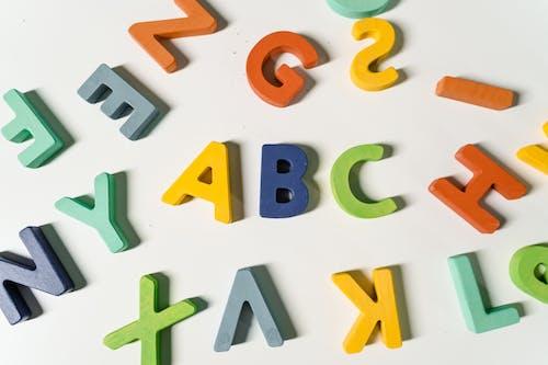 abc, アート, アルファベットの無料の写真素材