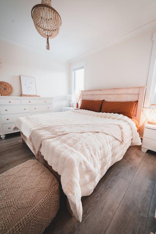 Základová fotografie zdarma na téma apartmán, bílá, commode