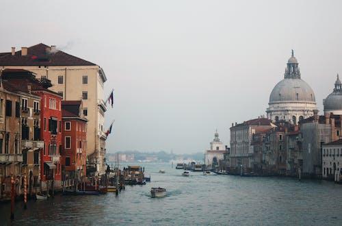 Бесплатное стоковое фото с архитектура, Венецианский, венеция, вода