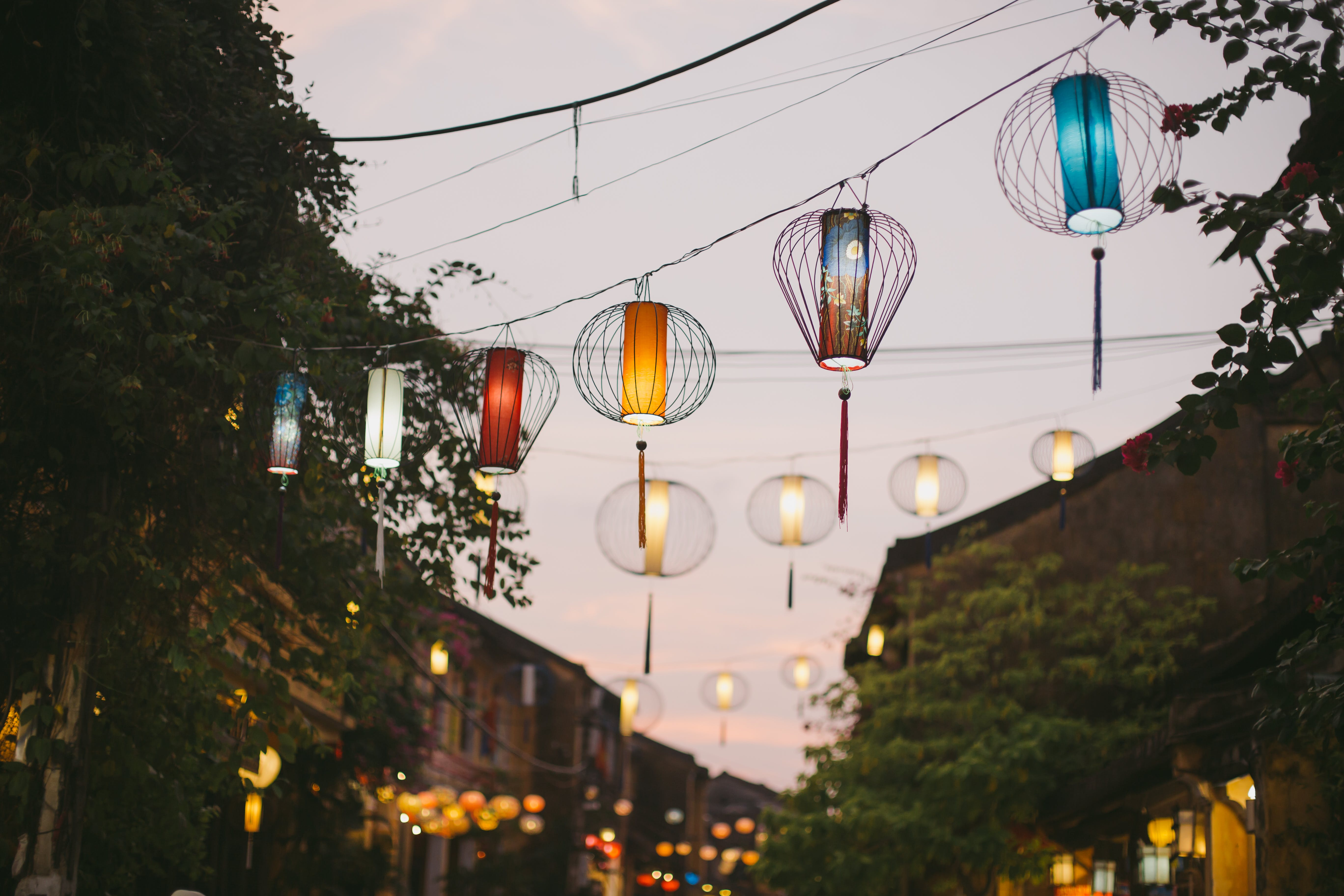 Photo of Candle Lantern Street Lamps