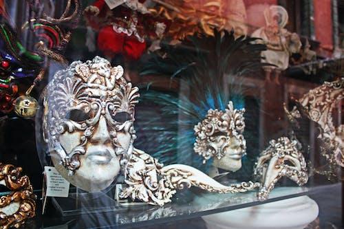 Δωρεάν στοκ φωτογραφιών με vintage, αντανάκλαση, Βενετία, βιτρίνα καταστήματος