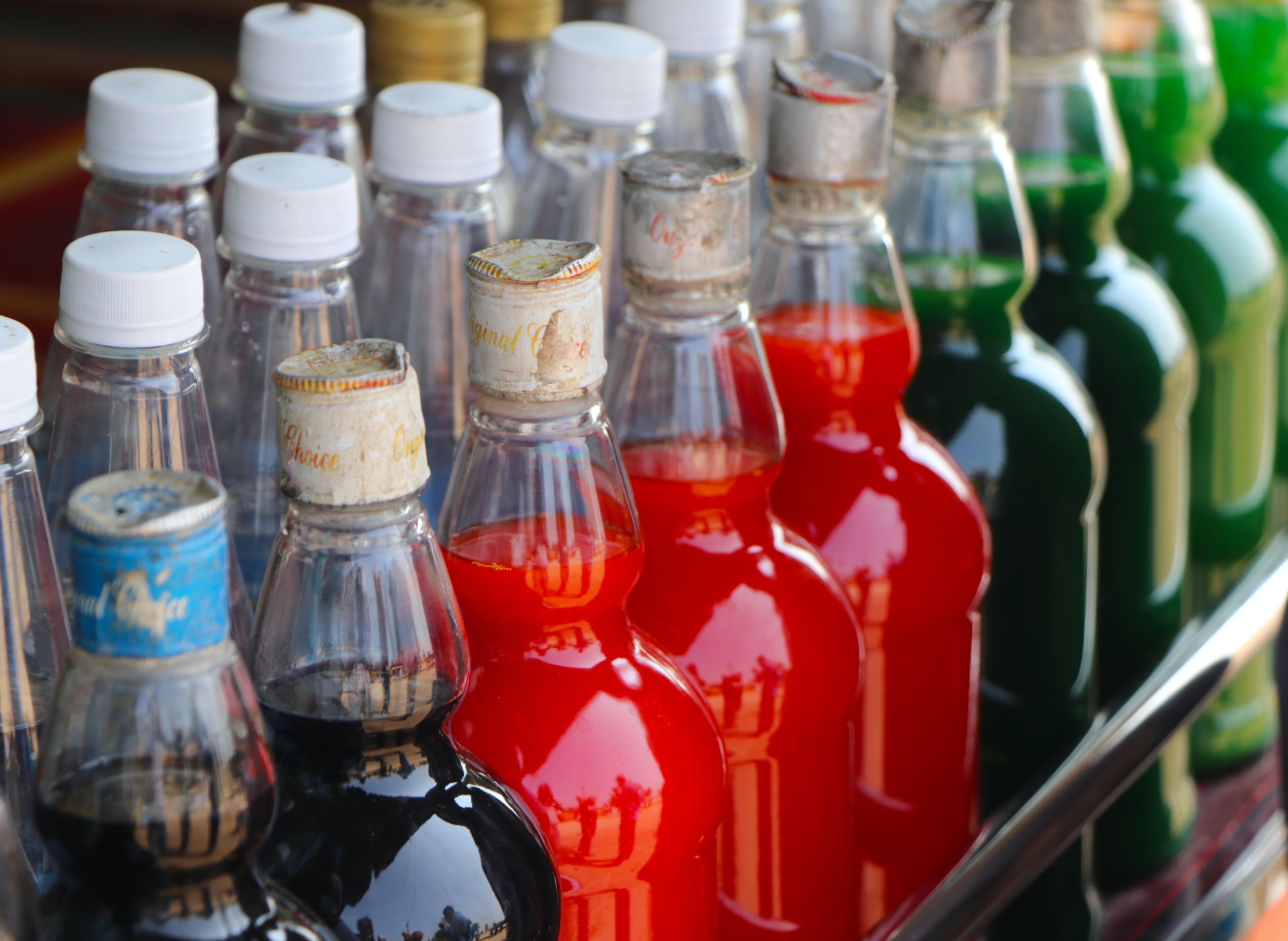Free stock photo of bottle, bottles, glass bottle