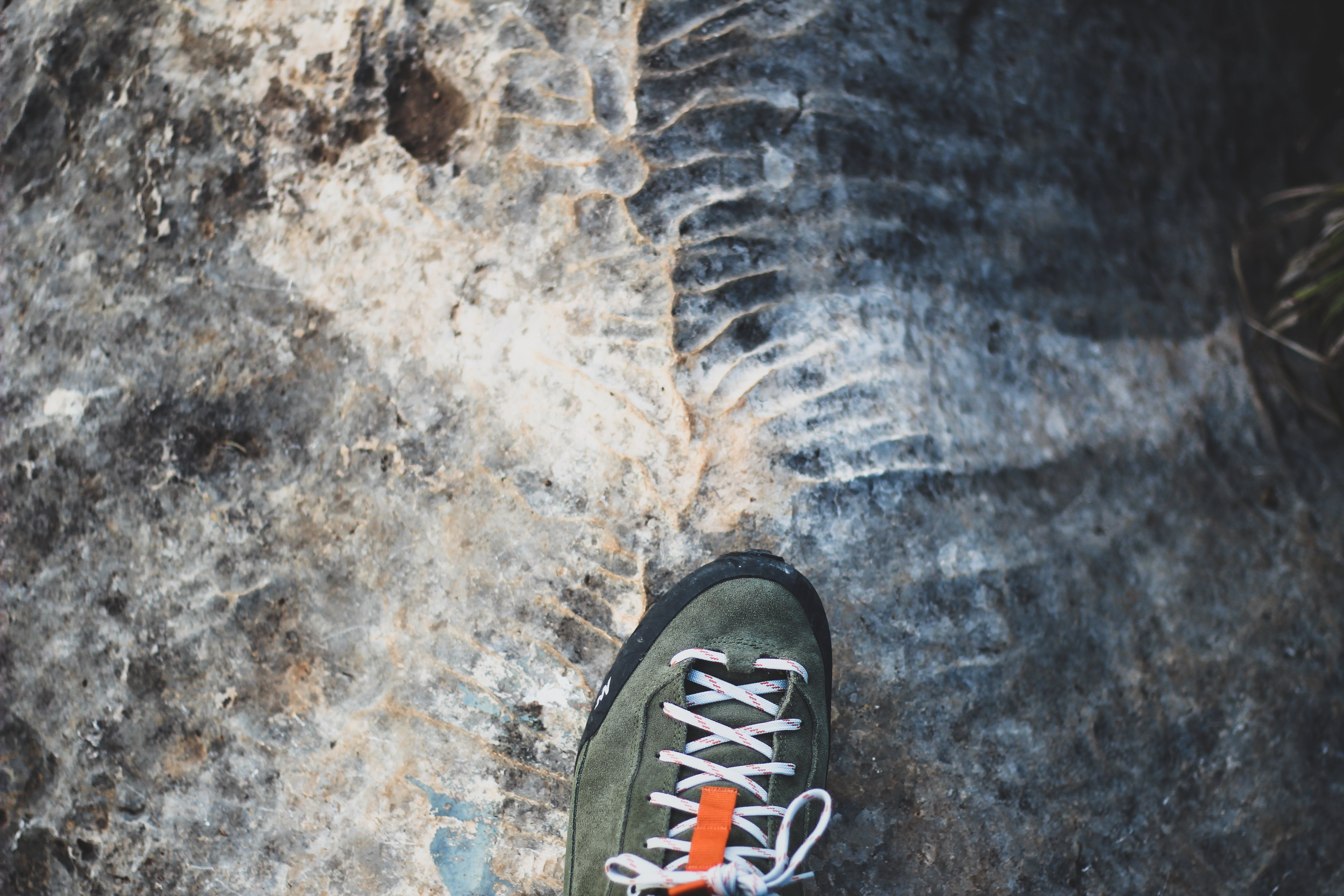 Free stock photo of dirty, texture, shoes, travel