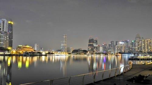 Free stock photo of city center, singapore, urban city