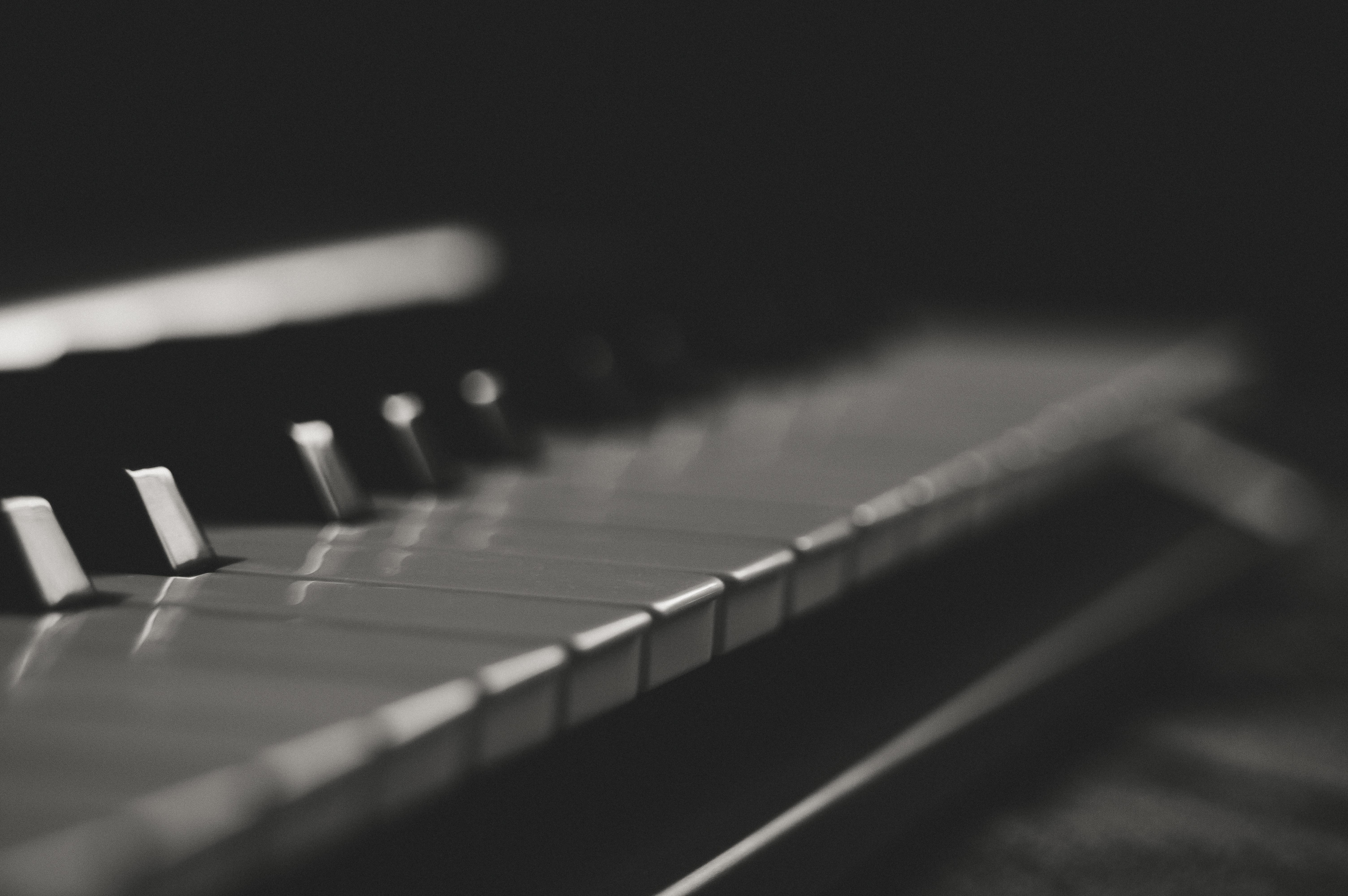 Similar photos grayscale photo of piano tiles