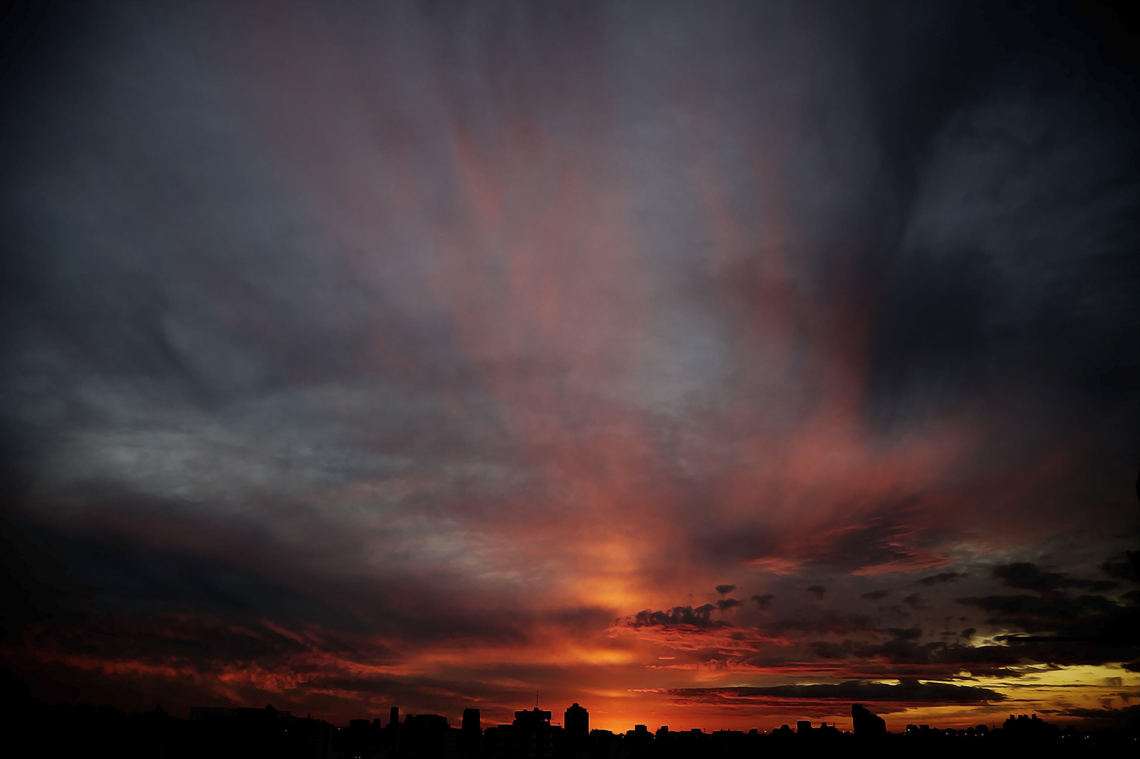 Free stock photo of landscape, sundown, sunset, urban