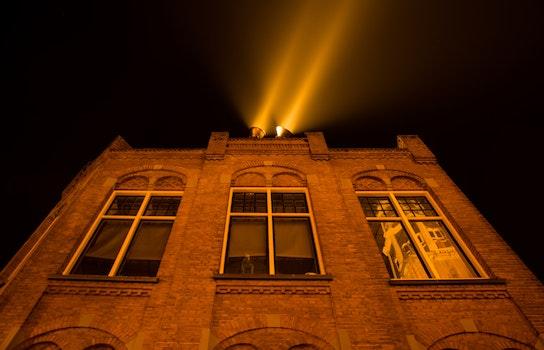 Free stock photo of light, building, groningen, netherlands