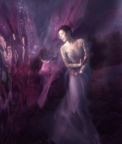 Free stock photo of fairytale, fantasy, fashion model