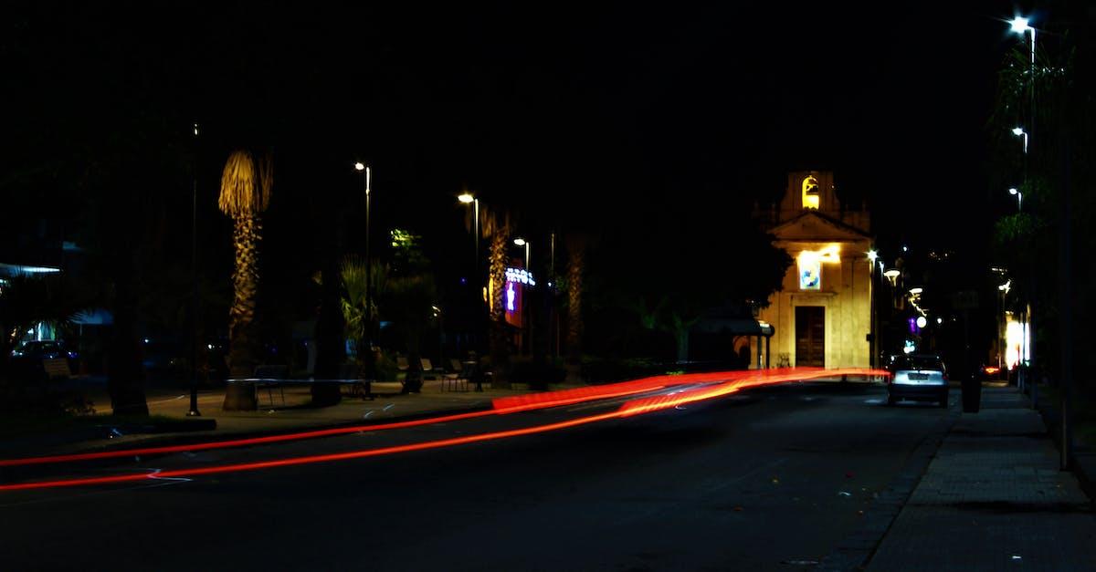 Free stock photo of light phenomenon, luci per auto