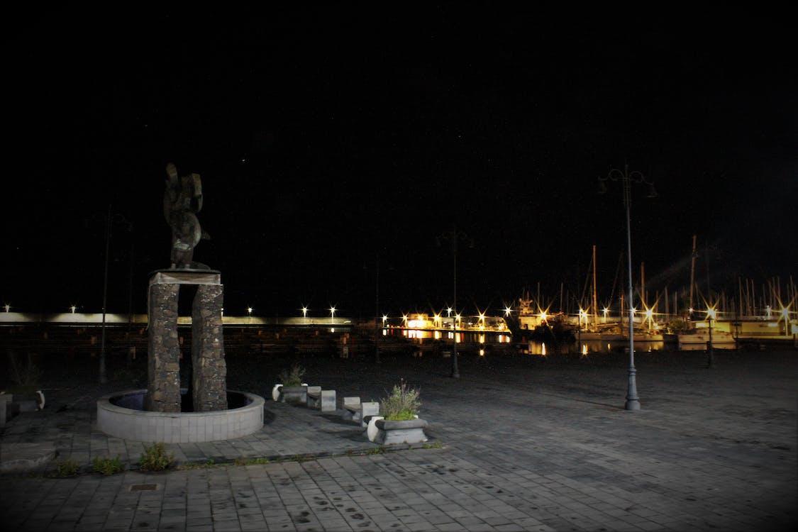 port, port de mer