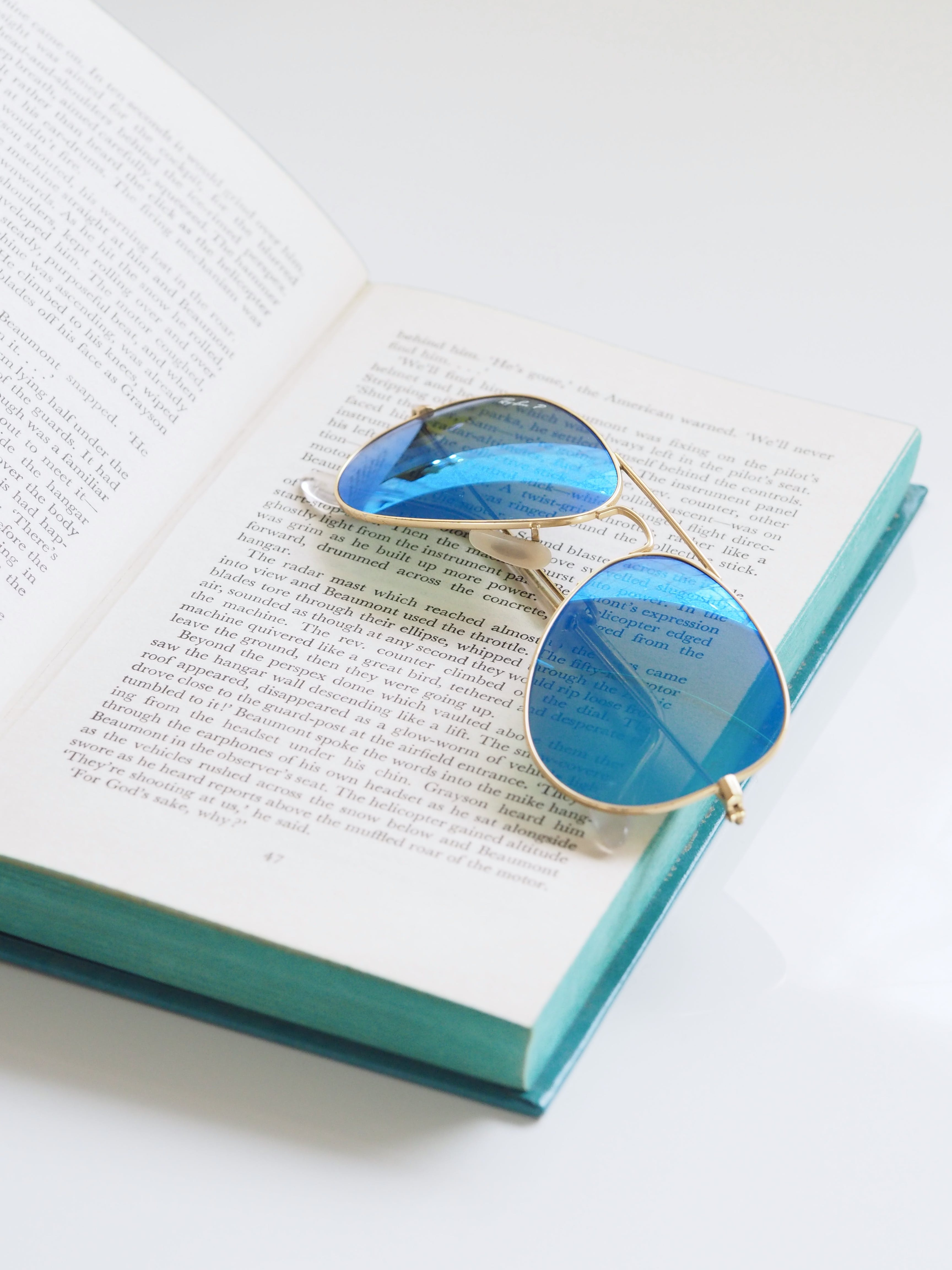 Close-up Photography of Sunglasses