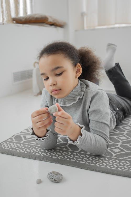 Ingyenes stockfotó afro, afro-amerikai gyermek, aranyos témában