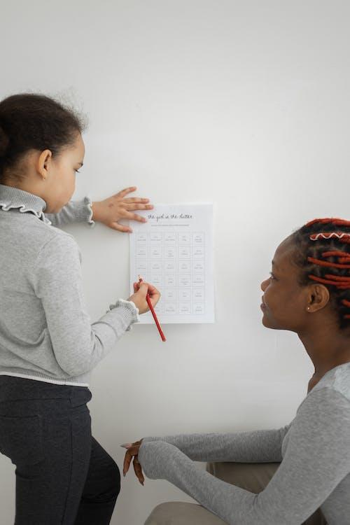 Безкоштовне стокове фото на тему «афро-американська жінка, афро-американських дівчина, батьки»