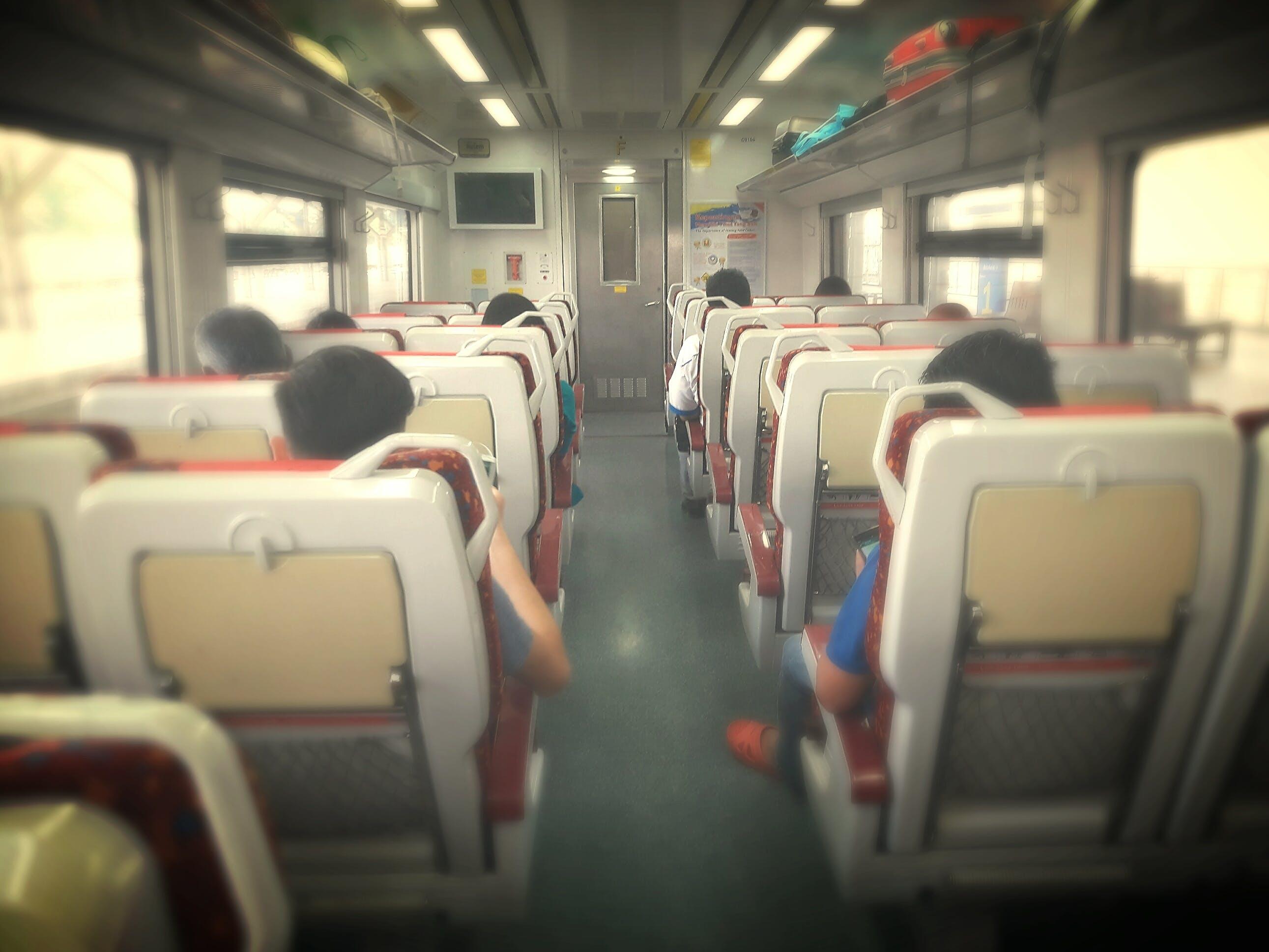 Free stock photo of fade, life, train, travel