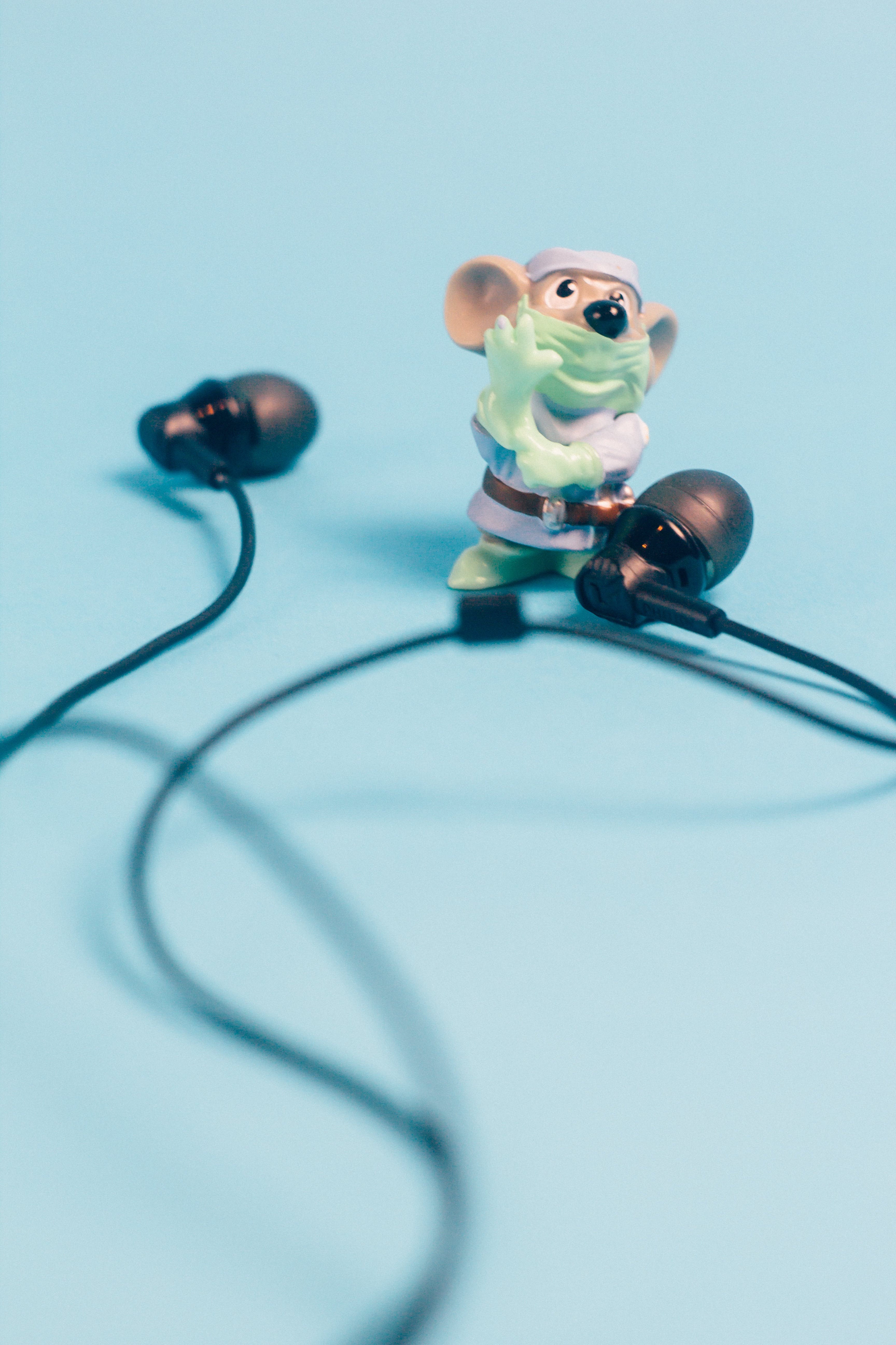 Free stock photo of night, doctor, headphones, equipment