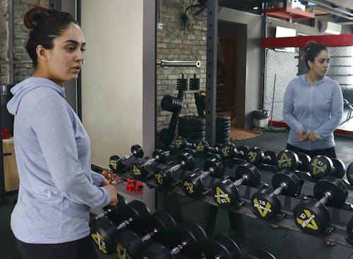 Free stock photo of gym