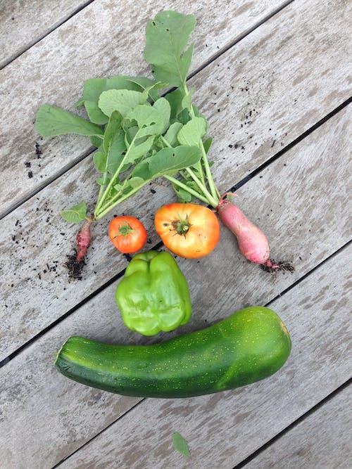 健康, 成長, 收成, 新鮮蔬菜 的 免费素材照片
