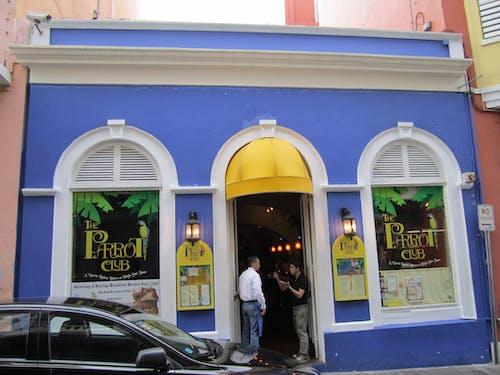 papağan kulübü, porto riko, restoran, san juan içeren Ücretsiz stok fotoğraf