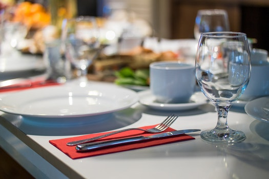 Close-up Photo of Formal Table Setting