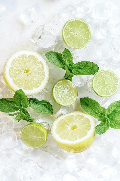 Lemons and Limes on Ice
