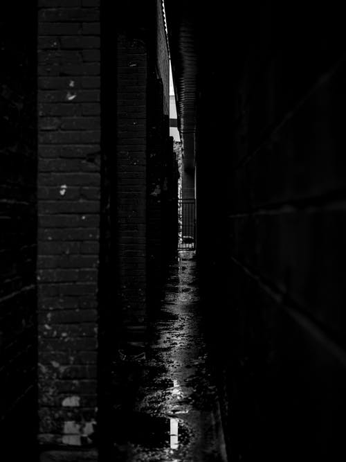 Free stock photo of alley, alleyway, alone
