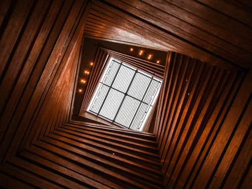 The Stunning Architectural Design of a Museum Skylight
