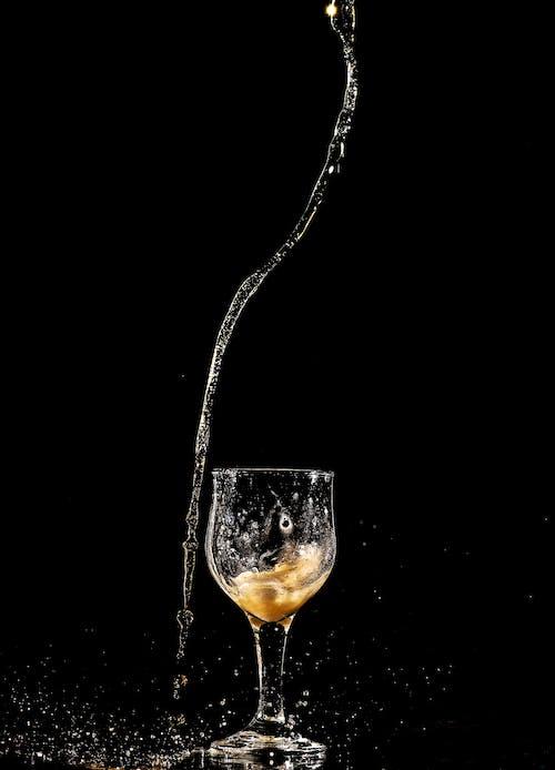 Foto d'estoc gratuïta de alcohol, beguda, cava, celebració