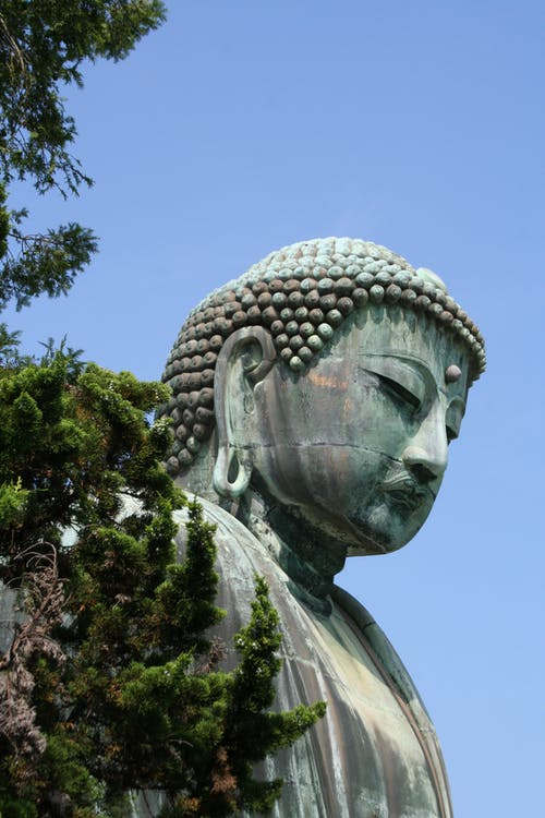 Kostnadsfri bild av buddhistiskt tempel, den stora buddha, gammal